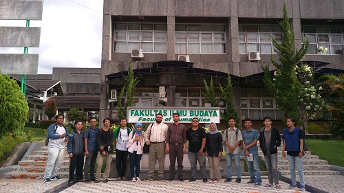 One-day Workshop on Islam and Democracy, UNAN Andalas University, Padang
