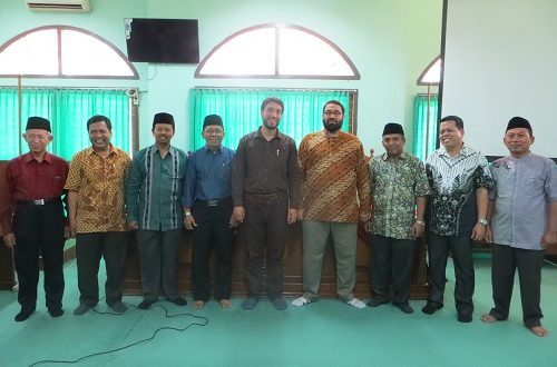 "Seminar on ""The Occupied Quds and Islamic World Responsibility"", Wali Songo University, Semarang"